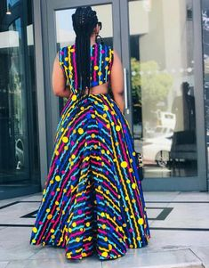 Designer Dresses at sale prices African Maxi Dresses, Latest African Fashion Dresses, Ankara Dress, African Print Fashion, African Attire, African Wear, African Women, Ankara Fabric, African Prints