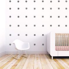 Stars Wall Decal from Trendy Peas
