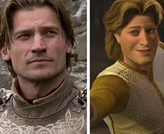 """17 Times """"Game Of Thrones"""" Was Basically Just A Rip Off Of """"Shrek"""""""