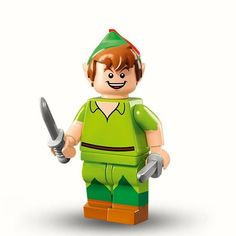 LEGO Disney Peter Pan Minifigure