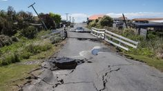 Kaikoura earthquake moved the South Island, new research shows | Stuff.co.nz