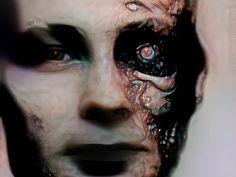 Гд-Ѵ Қґҵҏд • Deep Dream Generator Halloween Face Makeup, Digital Art, Deep