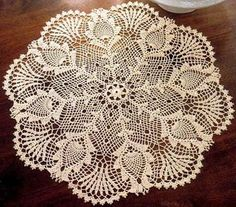 Beautiful doily | Crochet | Bloglovin'