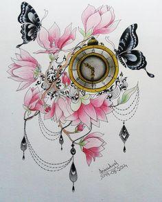 inverse time by SrividyaS-Grace