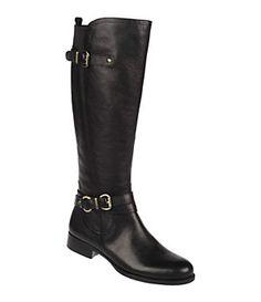 Naturalizer Juletta Wide-Calf Boots   Dillard's Mobile