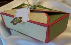 cute gift box template