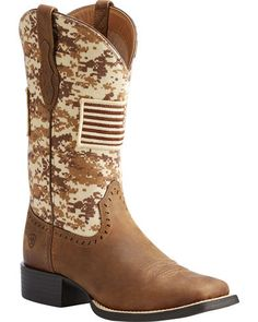 Laredo Scout Broad Square Toe Cowgirl Boot 5638 (Women's) Gw7ImeEbdN