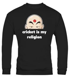 CRICKET IS MY RELIGION 10   => Check out this shirt by clicking the image, have fun :) Please tag, repin & share with your friends who would love it. #Cricket #Cricketshirt #Cricketquotes #hoodie #ideas #image #photo #shirt #tshirt #sweatshirt #tee #gift #perfectgift #birthday #Christmas
