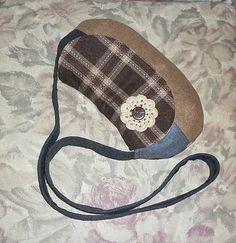 Con un pezzo di stoffa ....: borse