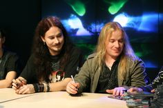 Signing Session in Hamburg - 29.09.07 - Nightwish – The Official Website