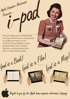 #vintage ipad. #excelenciaip