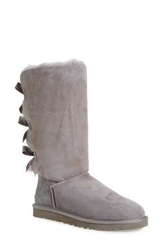 UGG® Australia 'Bailey Bow' Tall Boot (Women) available at #Nordstrom