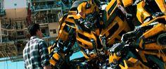Transformers: El lado oscuro de la luna (2011) El exilio de los Autobots