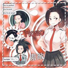 Anime Wallpaper Phone, Boys Wallpaper, Momo Yaoyorozu, Its Ya Boy, Anime Websites, Anime Crying, Best Anime Shows, Cartoon Profile Pictures, Hero Girl