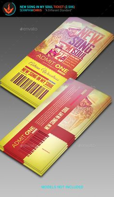 VIP Event Tickets Template Pinterest Ticket Template Event - Event ticket template photoshop