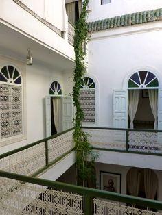 Maison de la Photographie, Marrakech, January 2013...