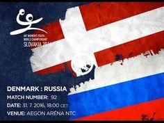 Finále Handball Womens Youth World Championship Slovakia 2016
