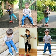 Small Fry Skinny Jeans Sew Along: Link Party