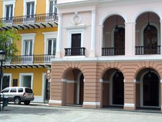 Colonial Spanish Architecture