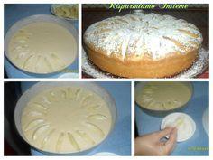 Preparo questa torta da anni, è uno dei nostri dolci preferiti. E' davvero un dolce straordinario, sofficissimo e delizioso. Qualche se...