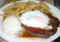 Portuguese Steak...Yum