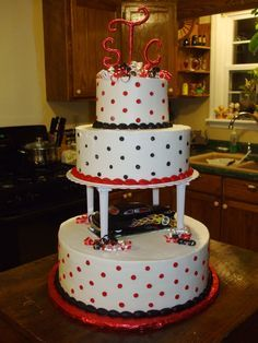 Image result for car themed wedding cake