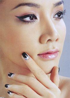 Ideas en decoración de uñas.