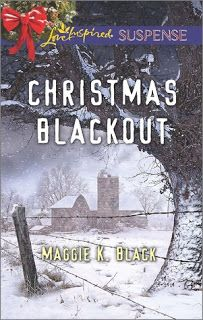 Giveaway at Best Reads (2010 - 2015): Christmas Blackout by Maggie K. Black #BookGiveaway