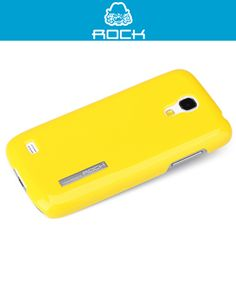 Rock BackCover Samsung I9195 Galaxy S4 Mini Yellow