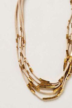 Anthropologie - Balloch Necklace