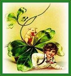 Welcome to the treasure art of Shamrock crafts. Perhaps, you have underestimated and not imagined the magic art of the four leaf clover, the artistic...