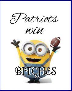 #Patriots Win