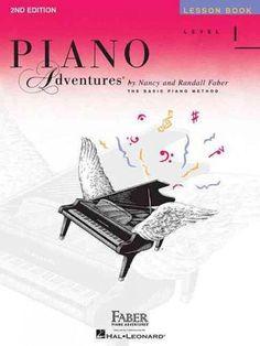 Piano Adventures - Level 1: Lesson Book - Piano Adventures - Level 1: Lesson Book