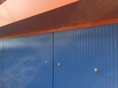 Outside wall panels  used in Yamal modules