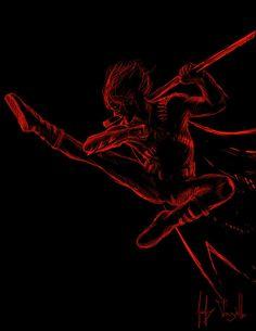 Tim Drake - Robin by *lalesco7 on deviantART