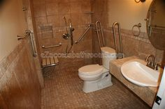 Ada Shower Design | JavaScript must be enabled to view images.