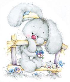 Tatty Teddy, Teddy Bear, Cartoon Drawings, Animal Drawings, Cute Drawings, Clipart Baby, Bunny Art, Cute Bunny, Cute Images
