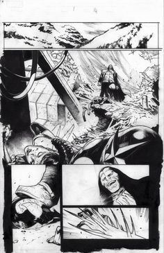 ASM # 9 Page 14. Olivier Coipel