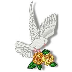 Doves and Roses (revised)