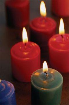 Aromatherapy candles, sprays, oils from JHJ Holistics
