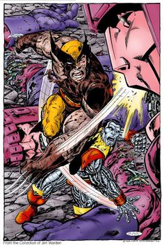 The Unpublished X-Men: Fastball Special