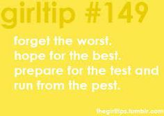 Girl Tips