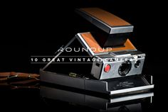 10 great vintage #cameras gear patrol full. #filmphotography #photography