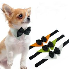 Aliexpress.com: Compre Grande cão pequeno Festival de quatro gatos animais de estimação colarinho partido gravata borboleta cão arco aliciamento de 3 cores S XXL CW003 de confiança colarinho vermelho fornecedores em pets wonderland