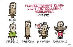 Eläinsanasto | NEN sarjakuvat Finnish Language, Animals And Pets, Beautiful Pictures, Join, Characters, Cartoon, Comics, Funny, Life