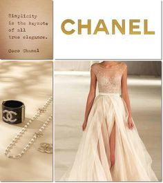 moodboard Chanel by Audrey T