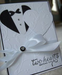 "Crafty ""Magra"": Wedding card."