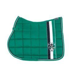 Eskadron Green Big Square Saddle Pad