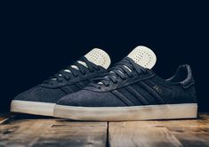 54027596ced adidas Gazelle Crafted BW1250 With Leather Cleaning Kit
