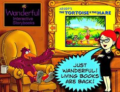 Super lovely blog post from the Daring Librarian.    FREE Wanderful Storybook Sampler app is at: http://itunes.apple.com/us/app/storybook-sampler-wanderful/id583696319?ls=1=8